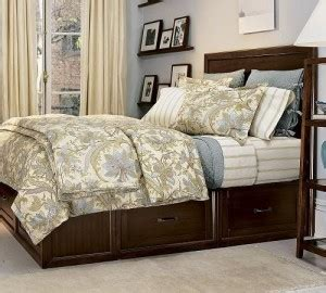 technique   perfectly staged bed foxy home
