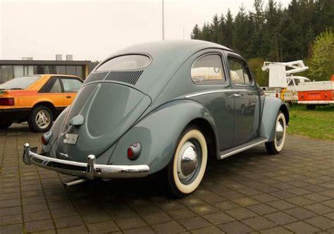 Vw Beetle Kaufen by 1954 Vw Beetle Oval Deluxe Buy Classic Volks