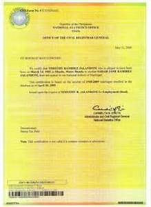 ofws guide to philippine documentation june 2013 With authentication of documents for use abroad
