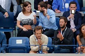 US Open celeb watch: Bruce Willis, wife get the giggles ...