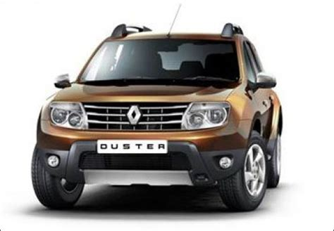 Renault Duster India Price