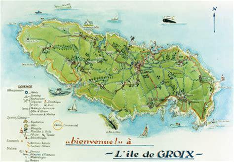 site recette de cuisine ile de groix la carte de l 39 île de groix
