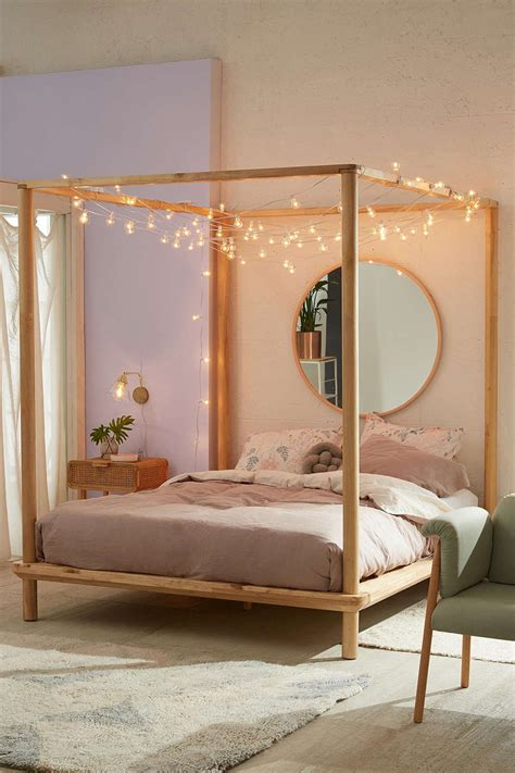 Bedroom Canopy by Wooden Canopy Bed In 2019 Home Wooden Canopy Bed