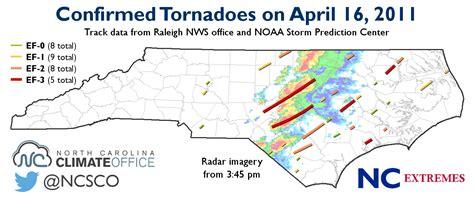 foto de NC Extremes: April 2011 Tornado Outbreak One for the