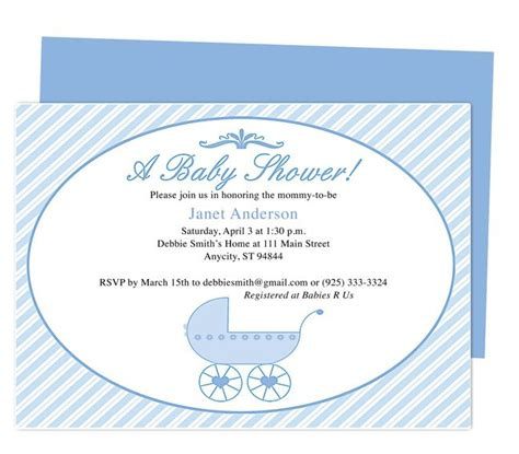 images  baby shower invitation templates