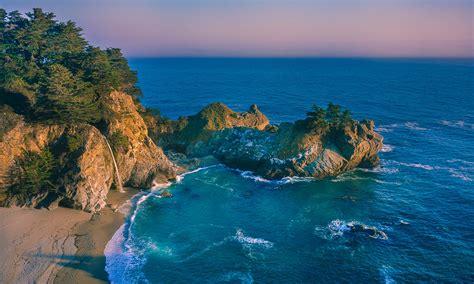 Big Sur California Coast Fine Art Print Mike Putnam