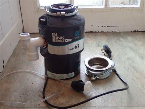 Kitchen Sink Grinder by Insinkerator Food Macerator Electric Food Grinder For