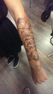 Tatouage Avant Bras Femme Mandala : l 39 encre noire inkin ~ Melissatoandfro.com Idées de Décoration