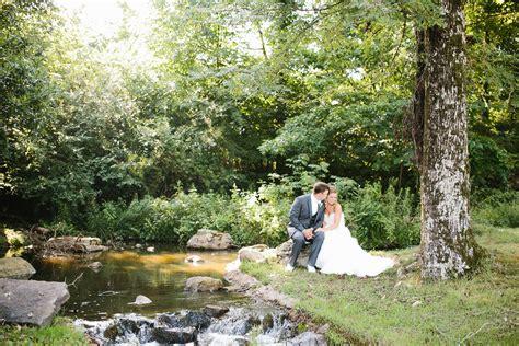 creek rustic wedding  memphis tn memphisweddings