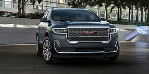 2020 Gmc Acadia  U2013 Now With Turbo Engine  Updated Features