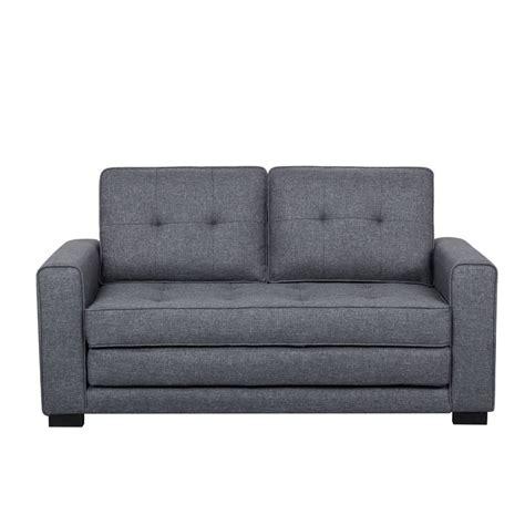 Loveseat Sleeper Sofa by Wrought Studio Duke Sleeper Sofa Reviews Wayfair