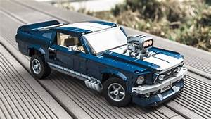 Eight of the nicest details in the Lego Ford Mustang GT | Top Gear