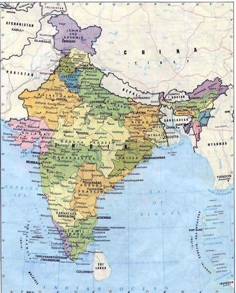 india maps printable maps  india