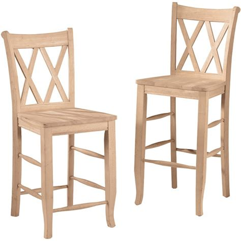 double   bar  counter stool  comfortable