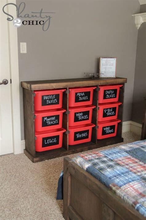 diy storage idea diy toy storage diy storage diy toy box