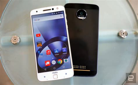 Moto Z and Moto Z Force unveiled - Price & Specs ...