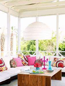 23, Beautiful, Boho, Sunroom, Design, Ideas