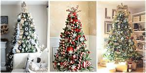 25 unique christmas tree decoration ideas pictures of decorated christmas trees