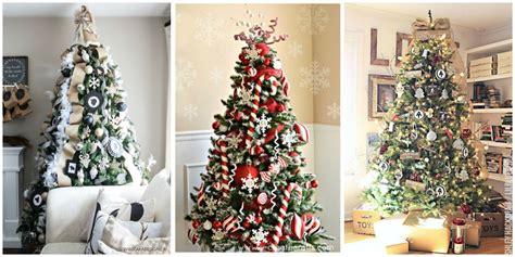 unique christmas tree decoration ideas pictures
