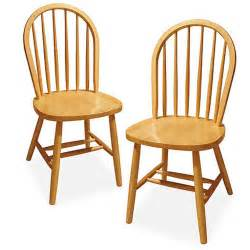 windsor chair set of 2 multiple finishes walmart com