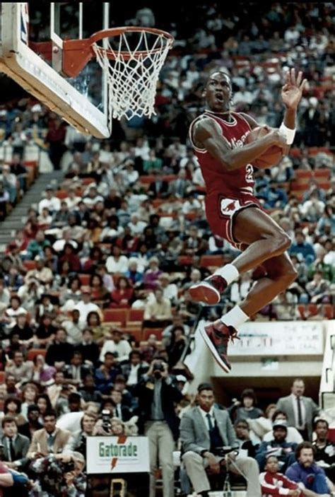 This Guy Actually Flew Sports Jordan Basketball