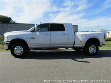2015 dodge ram 3500 laramie cummins turbo diesel 4x4 dually cab bed