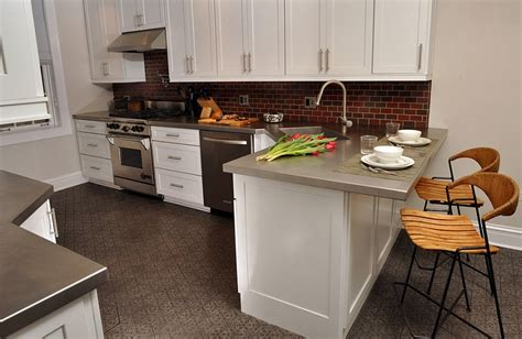 Small Countertop by How To Clean Stainless Steel For A Sparkling Kitchen