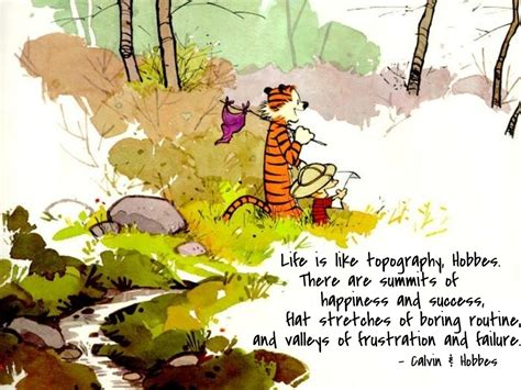 The Best Calvin And Hobbes Quotes For Basically Everything
