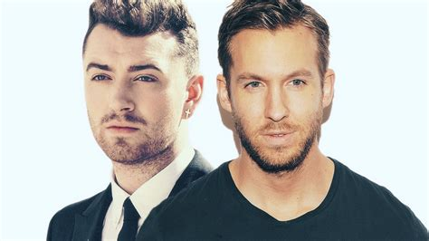 Calvin Harris And Sam Smith Team Up For The Incredible