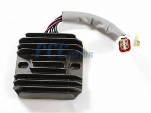 Voltage Regulator Rectifier Suzuki Gsxr 600 Gsxr600 2006