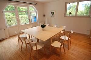 Tisch Für 8 Personen : studio am flaucher ~ Bigdaddyawards.com Haus und Dekorationen