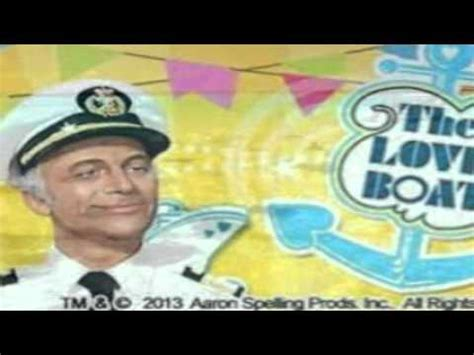Theme Song Of Love Boat by Love Boat Theme Song Youtube