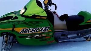 2003 Arctic Cat Z440 Sno Pro