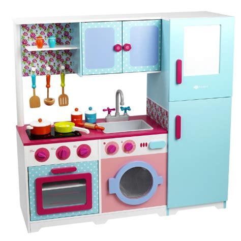 cuisine imaginarium cuisine complète en bois avec accesoires provence master kitchen