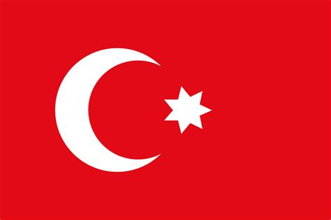 flag of the ottoman empire file flag of the ottoman empire also used in svg