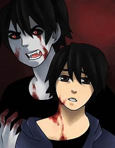 evil vampire and human by sofia-1989 on DeviantArt