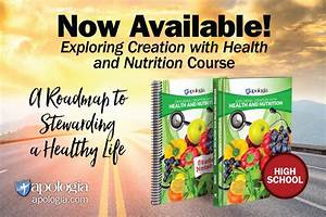 High School Curriculum  Exploring Creation With Health And