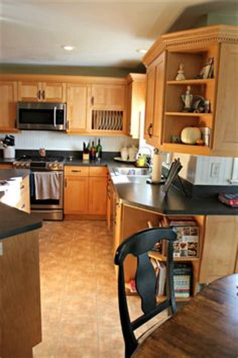 21 rosemary kitchen inspiration gray paint color with honey oak cabinets kitchen and