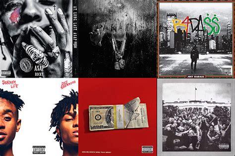Best Album 2015 In Review Top 20 Rap Albums