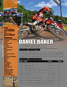 modern motocross resume builder collection example With free motocross resume template
