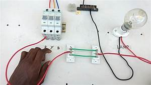 Home Wiring Two Way Switch