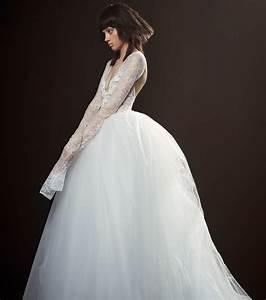 robe de mariee vera wang toute la collection printemps 2018 With robe de mariée printemps