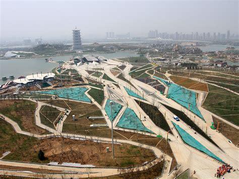 Aalu Landscape Urbanism Xian Expo By Plasmastudio And