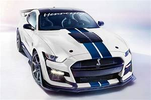 2020 Ford Mustang Shelby GT500 By Hennessey Performance | HiConsumption