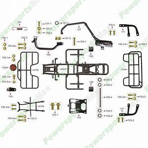 Wiring Diagram For 125cc Atv
