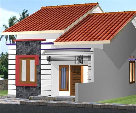 desain rumah minimalis type  homkonsep