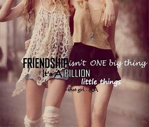 Cute Friendship Quotes Tumblr - Friendship Quotes