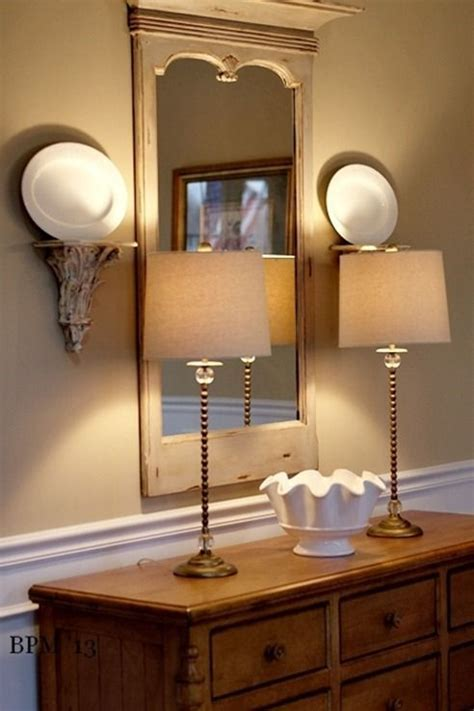 Best 25  Buffet lamps ideas on Pinterest   Foyer table