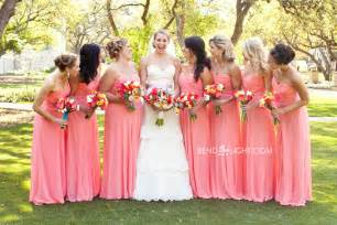coral bridesmaids dresses coral bridesmaid dresses expressing understated elegance ipunya