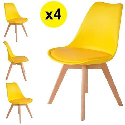 achat chaises stunning chaise de cuisine jaune images lalawgroup us
